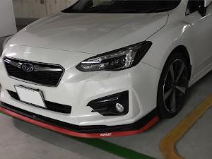 インプレッサ スポーツ GT6 2.0i-S EyeSightのカスタム事例画像 くれちゃんさんの2018年12月23日00:15の投稿