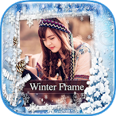 Winter Photo Frames