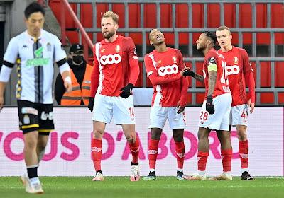 Le Standard de Liège restera à Bruges pendant trois jours