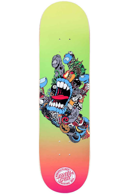 Santa Cruz - Pitchgrim Hand Everslick 8.25