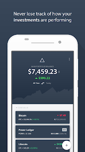 Delta - Bitcoin, ICO & Cryptocurrency Portfolio- screenshot thumbnail