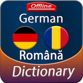 German to Romanian offline Dictionary