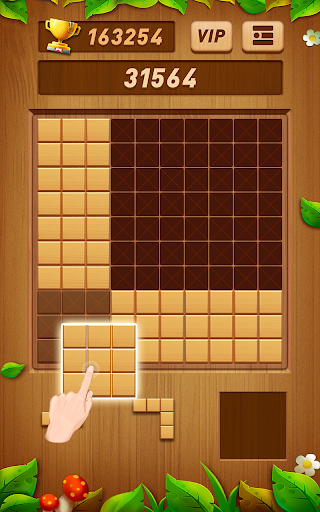 Wood Block Puzzle - Free Classic Block Puzzle Game 1.5.10 screenshots 13