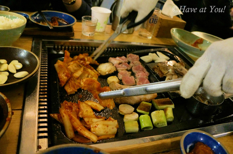 grilled bbq