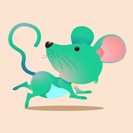 小さなマウス