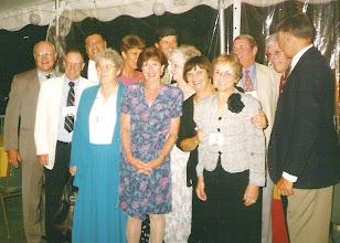 Photo: Hugo Reed Alumni at 40th Reunion