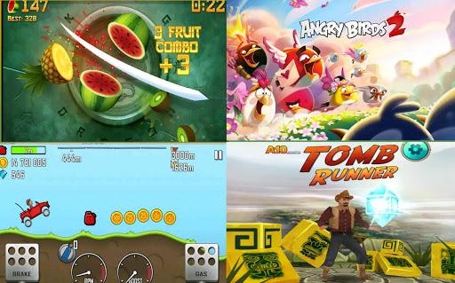 Games World Online All Fun Game - New Arcade 2020 apktram screenshots 3