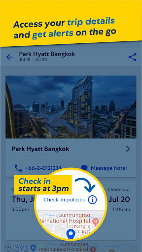 Expedia Hotels screenshot 3