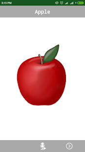 Fruits Book - náhled