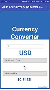 All in one Currency Converter Free Exchange Rate - náhled