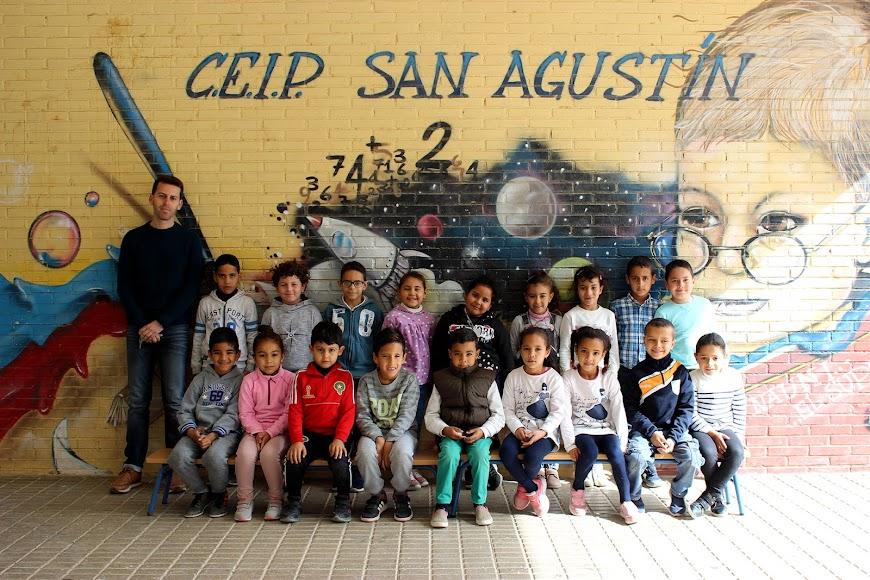 San Agustín. San Agustín, 1ºB