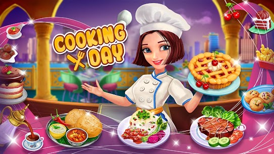 Cooking Day – Restaurant Craze, Best Cooking Game App Latest Version Download For Android and iPhone 1