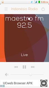 Indonesian FM Radios Online - náhled
