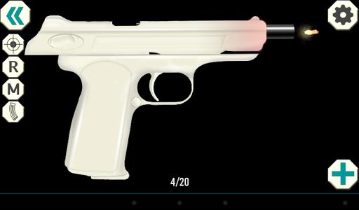 3Dプリント武器シミュレータ