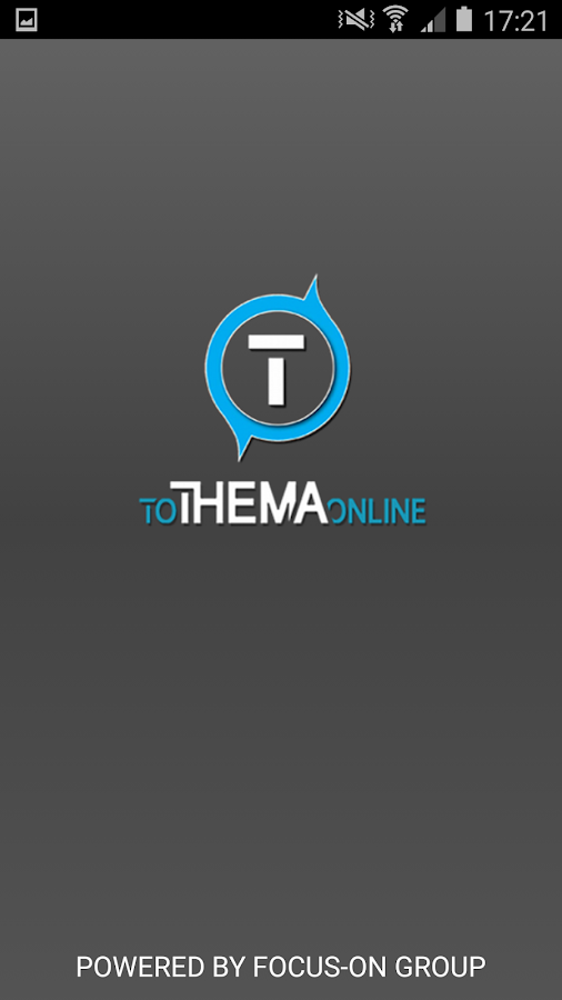 ToThemaOnline- screenshot