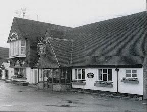 Photo: The Kings Head Hotel Wateringbury