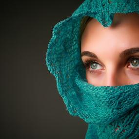 by Scott Myler - People Portraits of Women