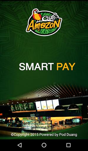 Cafe Amazon Smart Pay  screenshots 1