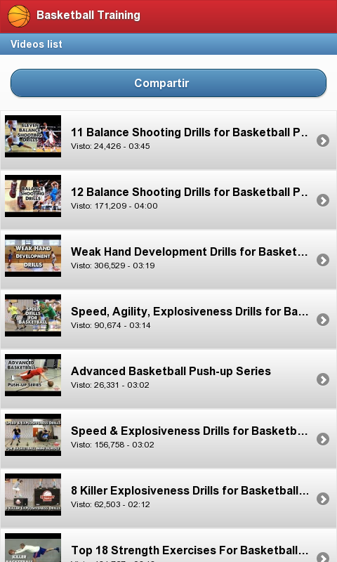 Basketball Training Exercises - Android Apps on Google Play