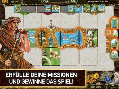 Isle of Skye: Das Taktisches Brettspiel Screenshot