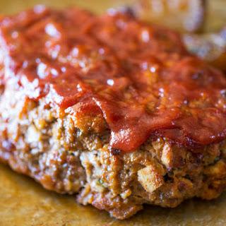 Glazed Brown Sugar Meatloaf Recipe