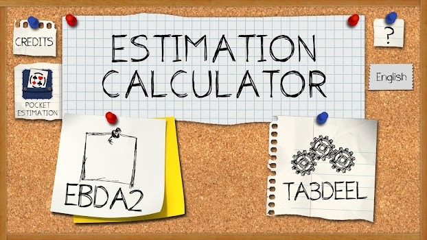 Estimation Calculator