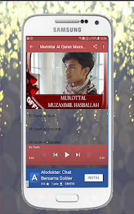 Murottal AlQuran Muzammil Hasballah Merdu - náhled