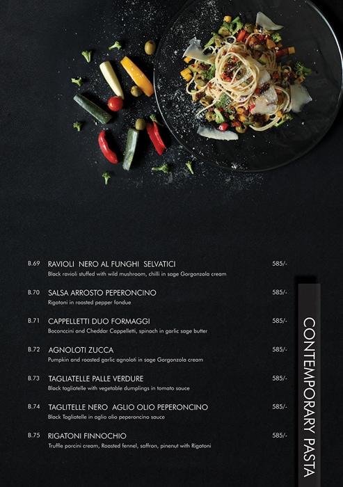 Little Italy menu 5