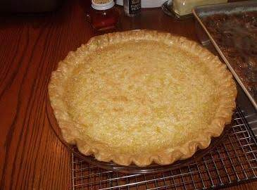 Pineapple Pie Recipe