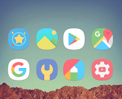 Ronio - Icon Pack Aplicaciones para Android screenshot