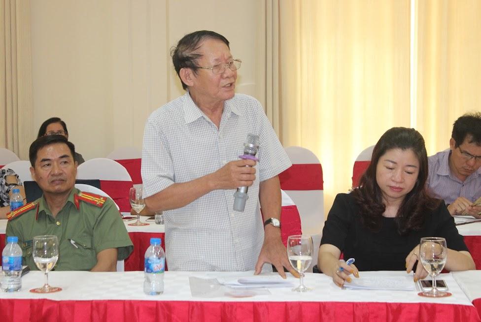 Buổi họp báo ghi nhận nhiều ý kiến đóng góp của đại diện các cơ quan báo chí liên quan đến chương trình Tuần lễ