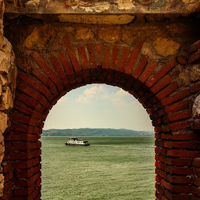 Golubac Fortress  by Igor Modric - Uncategorized All Uncategorized (  )