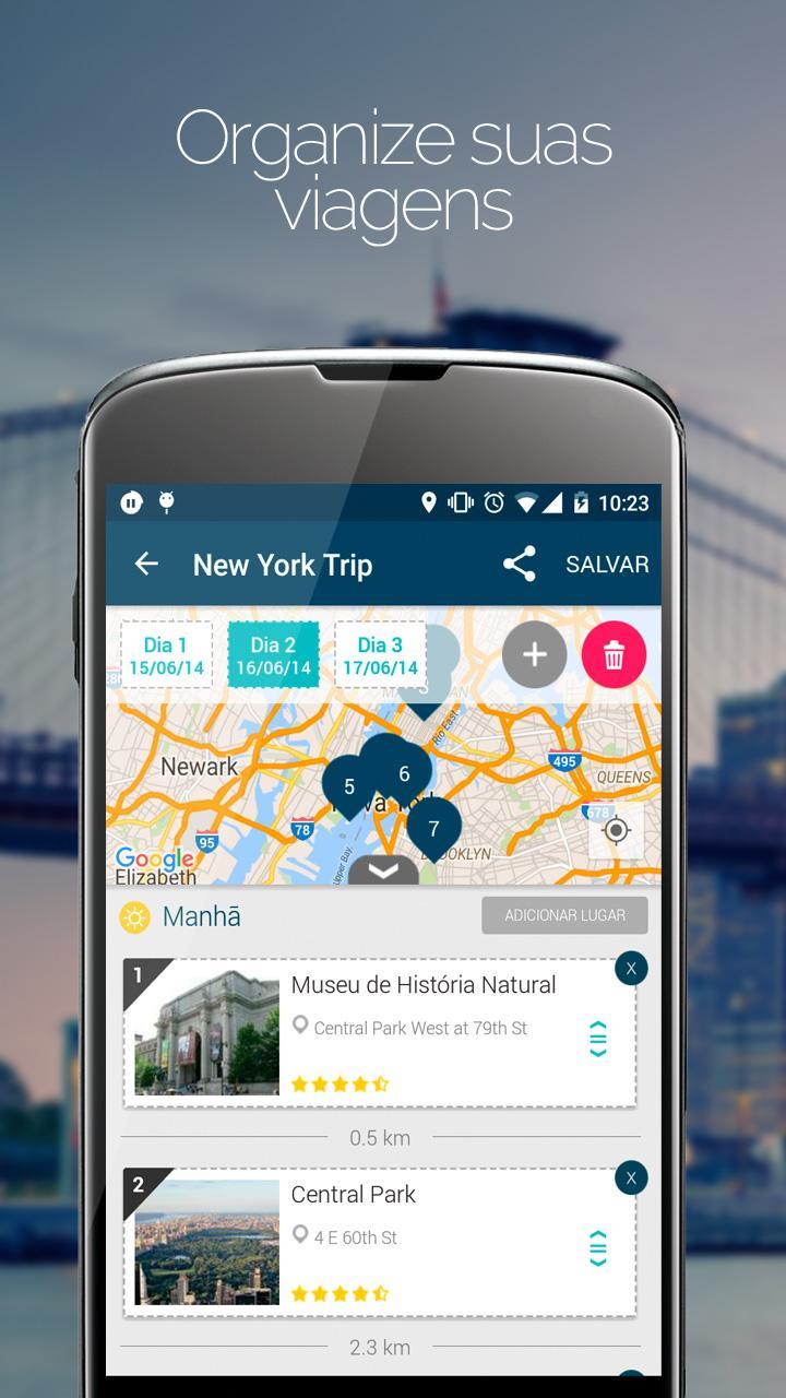 Скриншот Guia San Diego - USA: Viagem, Turismo e Roteiros