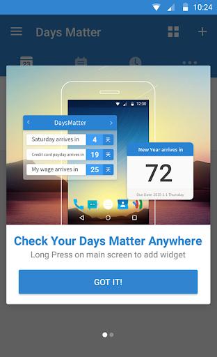 Days Matter screenshot 5