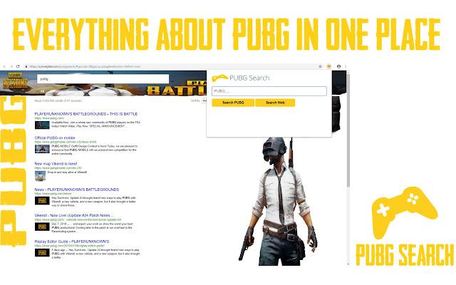 PUBG Search