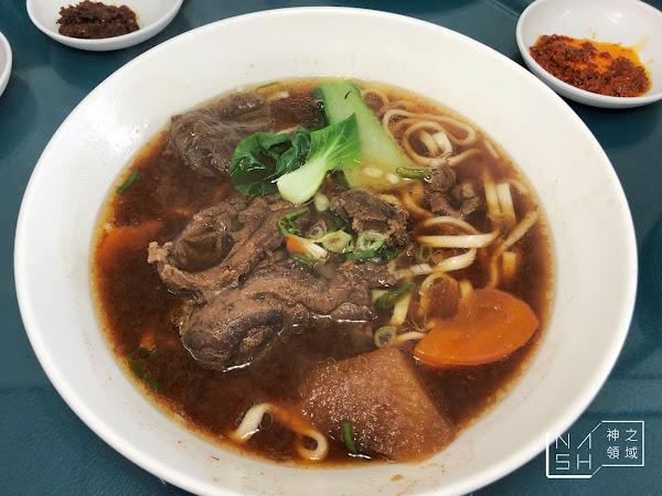 台南牛肉麵推薦|大林牛肉麵 味道很不錯又沒觀光客!台南南區牛肉麵推薦