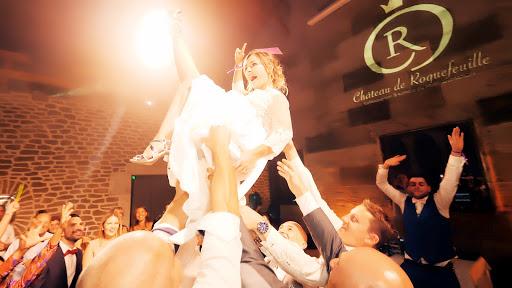 Labtec Prod | Vidéaste mariage | Château de roquefeuille dancing wedding