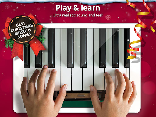 Christmas Piano: Music & Games 1.0.2 screenshots 10