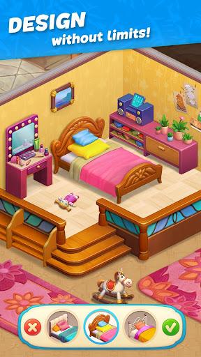 Hawaii Match-3 Mania Home Design & Matching Puzzle screenshot 2