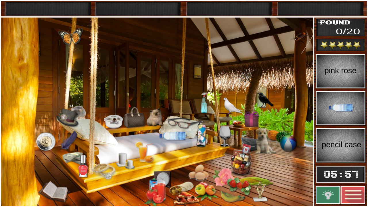 Hidden Objects Mansion 2- screenshot