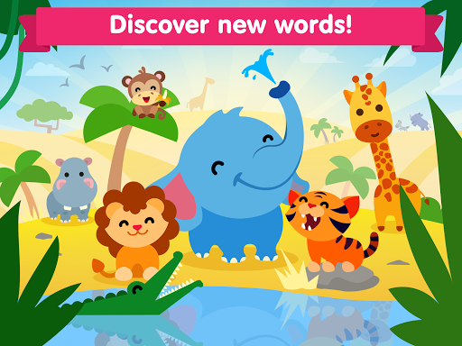 My First Animals Animal Sounds Games For Babies Apps On Google Play