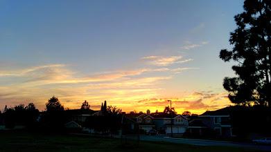 Photo: Sunset in Woodbridge