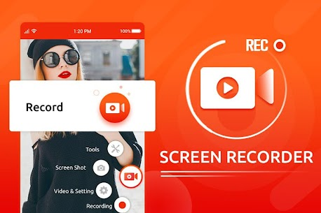 HD Screen recorder –  Game, Video Call Recording Apk  Download For Android 6