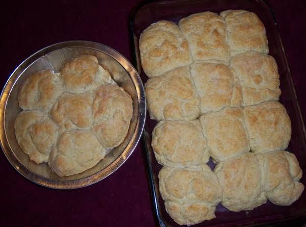 Becky's Biscuitsnmilk Gravy Recipe