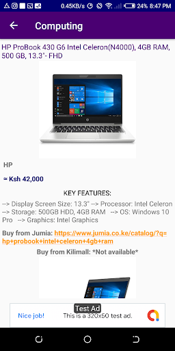 Kenya Online Shopping - All Stores (Compare Price) screenshot 6