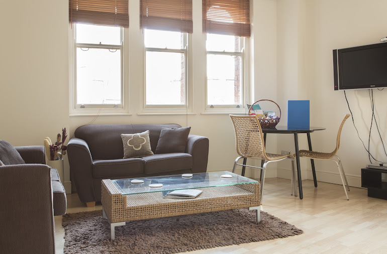 Astral House Serviced Apartments, Liverpool Street, London ...
