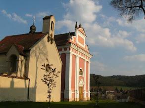 Photo: Tetínské kostely