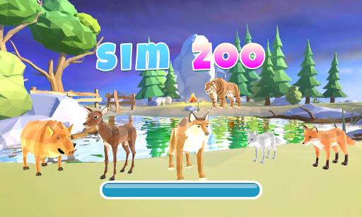 Sim Zoo - Wonder Animal  screenshots 1