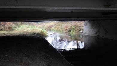 Photo: Most na rzece Dobra (ul Kłokoczycka) we WROCŁAWIU