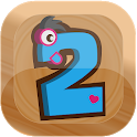 Memo Game - Aprendendo números icon